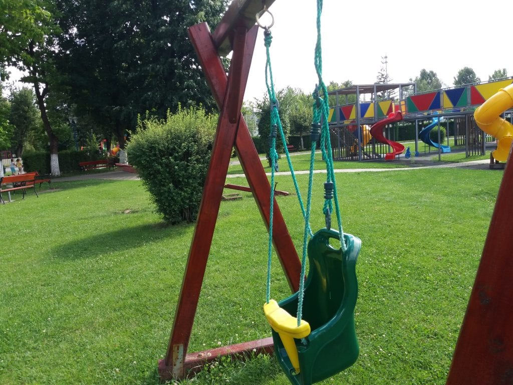 Chidrens Swing