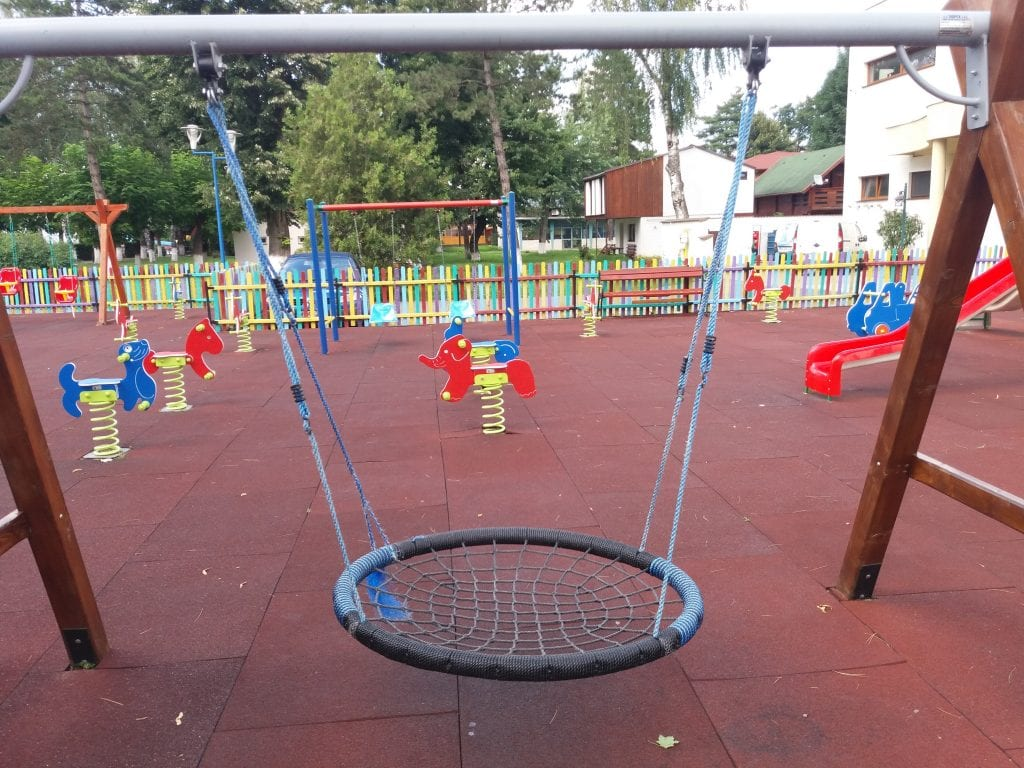 Large Childrens Swing