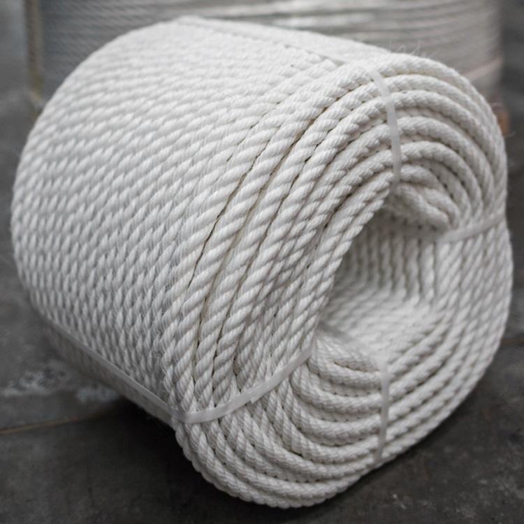 White-Staple-Spun-Rope-coil-side