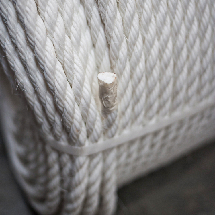 White-Staple-Spun-Rope-coil-end