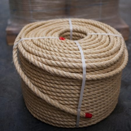 Sisal Rope (100% Natural) MADE IN EUROPE | Buy Rope