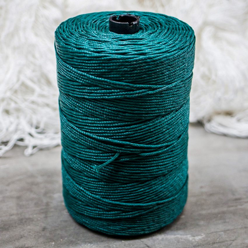 Dark-Green-Braided-Polyethylene-Twine