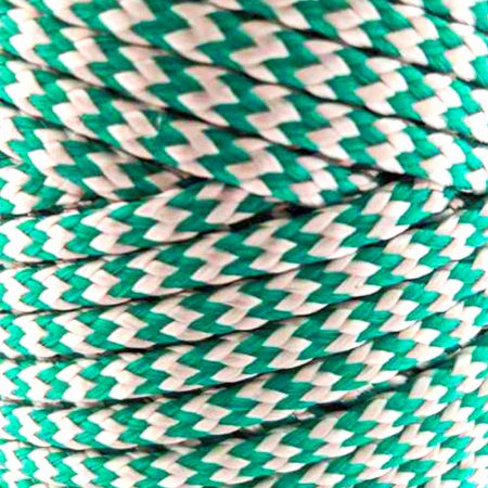 Green & White-Braided-Polyethylene-Twine-zoom