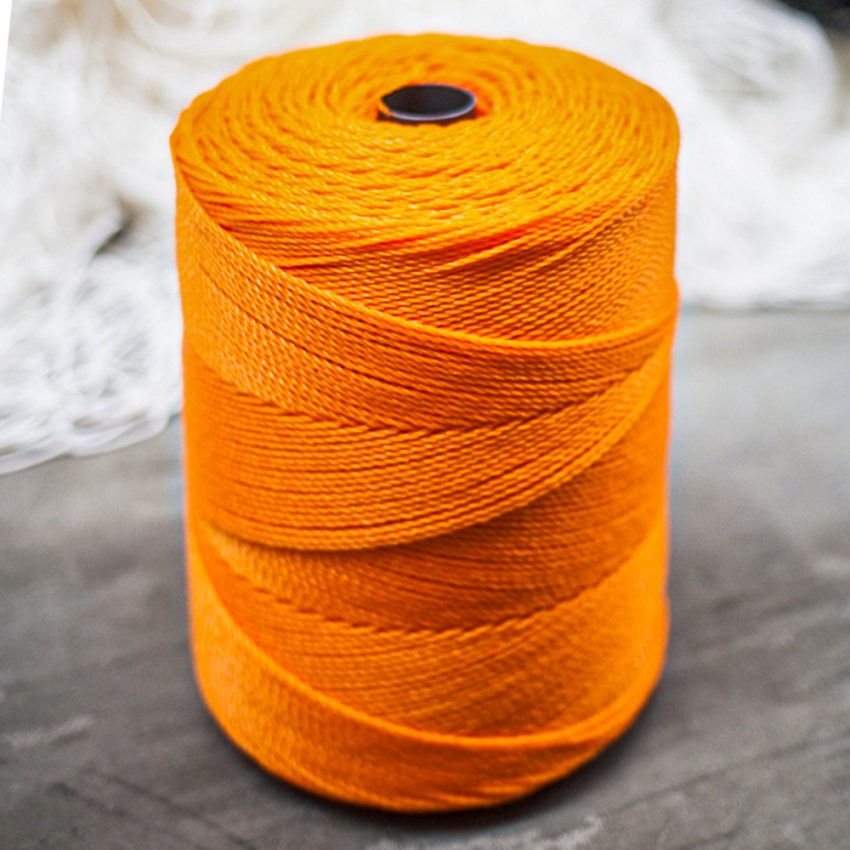 Orange-Twisted-Polyethylene-Twine