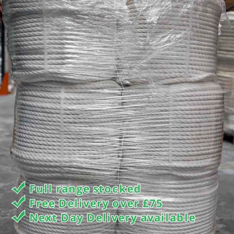 White-Staple-Spun-Rope-coil-stack