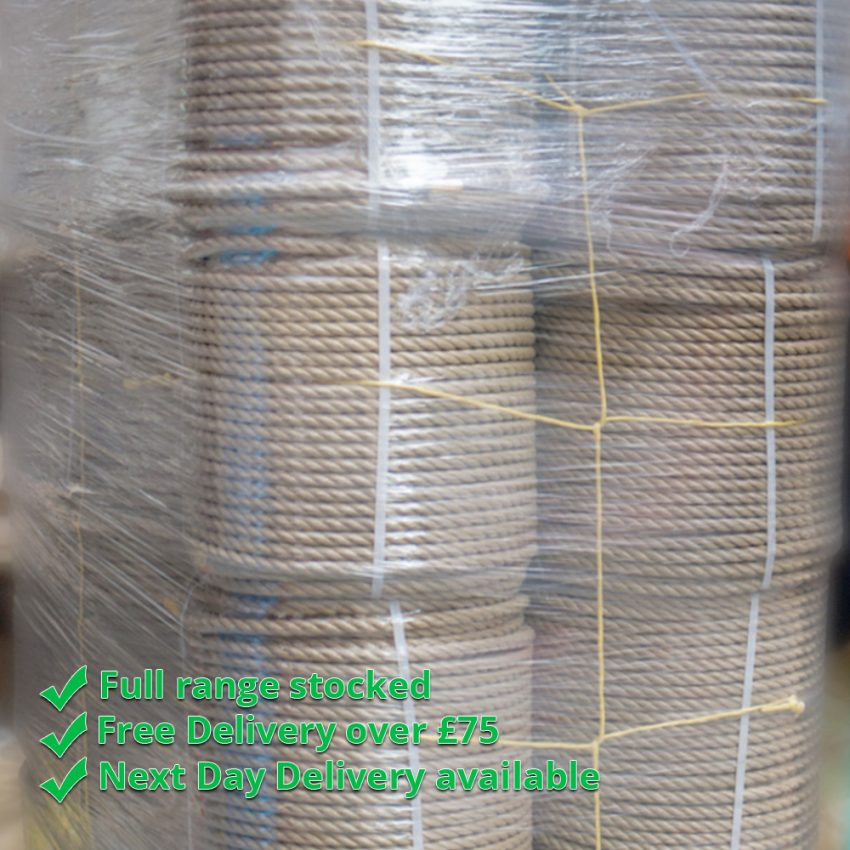 Synthetic-Hemp-Rope-coil-stack