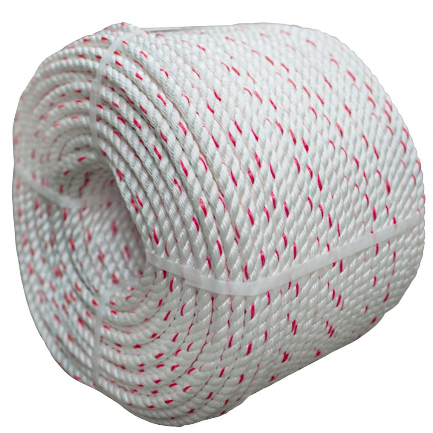 White-Red-Fleck-Floaty-Polysteel-Rope-coil-side
