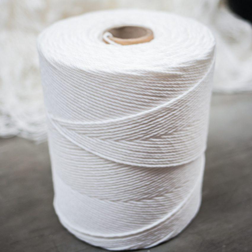 White-Twisted-Nylon-Twine