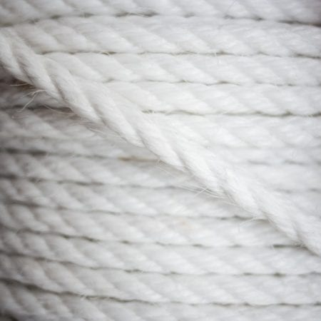 Staple Spun Rope