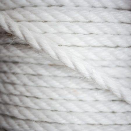 Staple Spun Rope