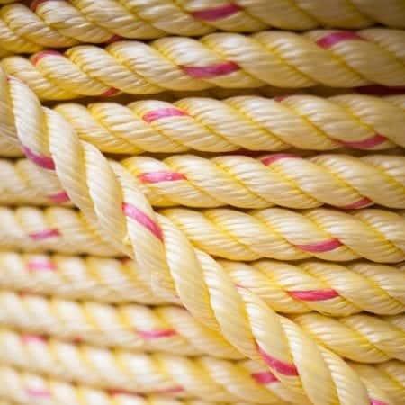 Leaded Polysteel Rope
