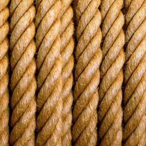 Hemp Rope UK (100% Raw Natural) | Buy Rope