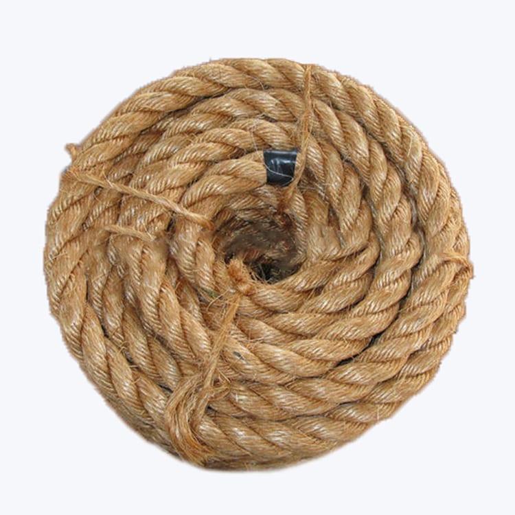 40mm Natural Manila Rope (220m Coil) | Buy Rope