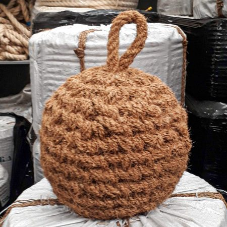 Round-Coir-Boat-Fender-warehouse