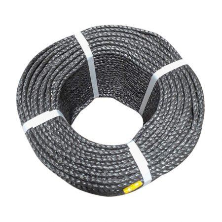 Black-Polypropylene-Rope-coil-top