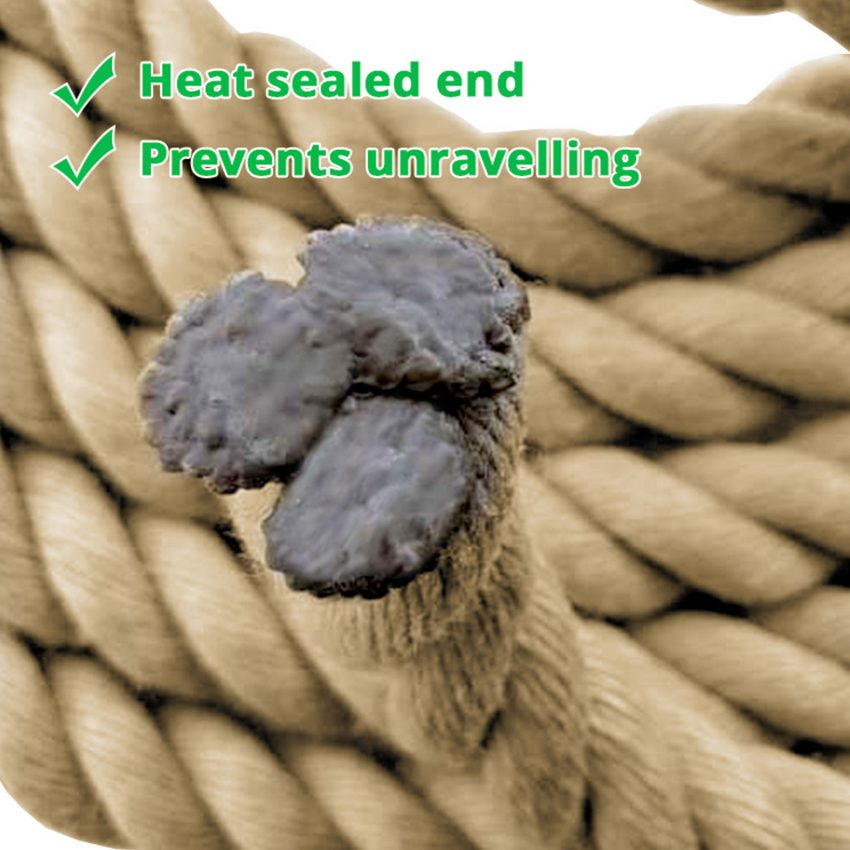 Synthetic-Hemp-Gym-Climbing-Rope-end