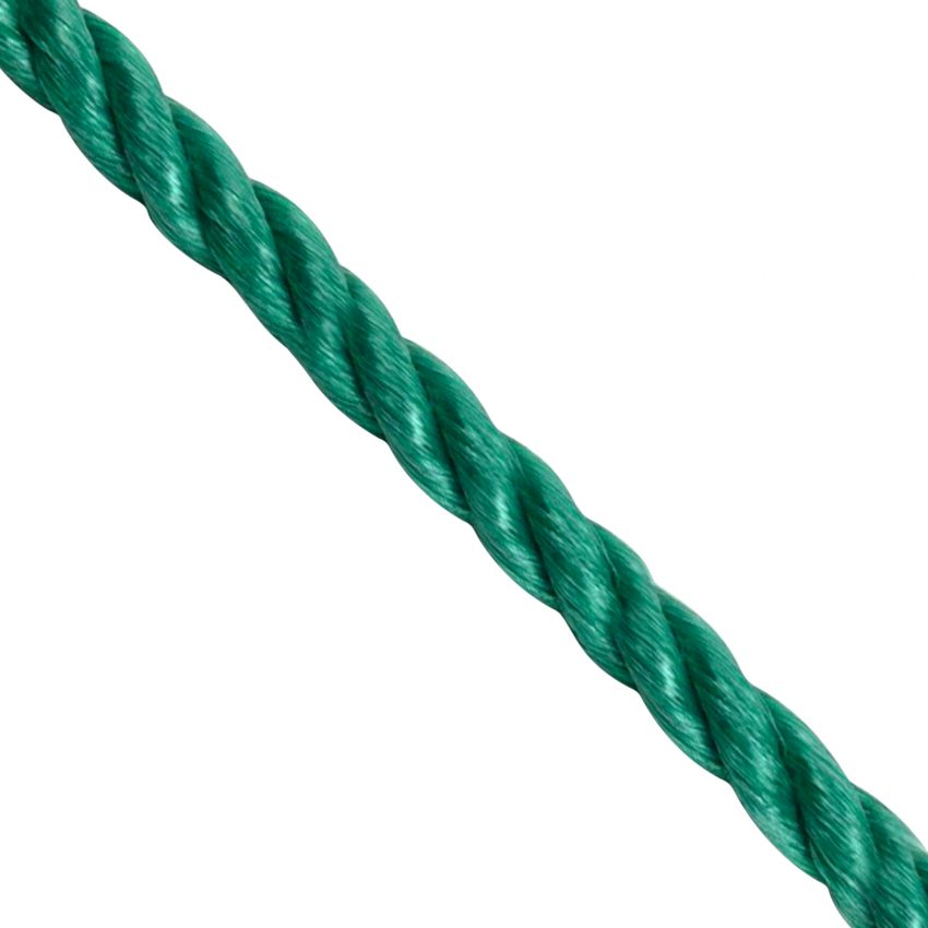 Green-Polypropylene-rope-by-the-meter