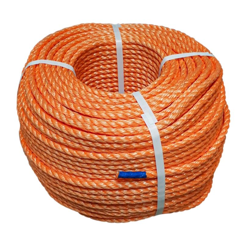 Orange-Polypropylene-Rope-coil-stand