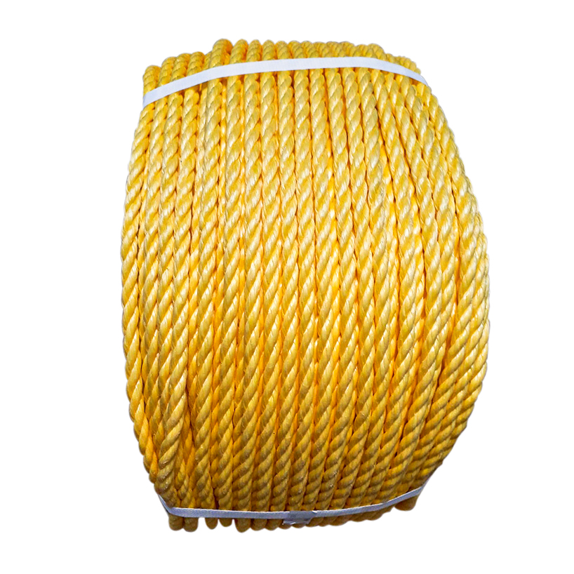 Yellow-Polypropylene-Rope-coil-side