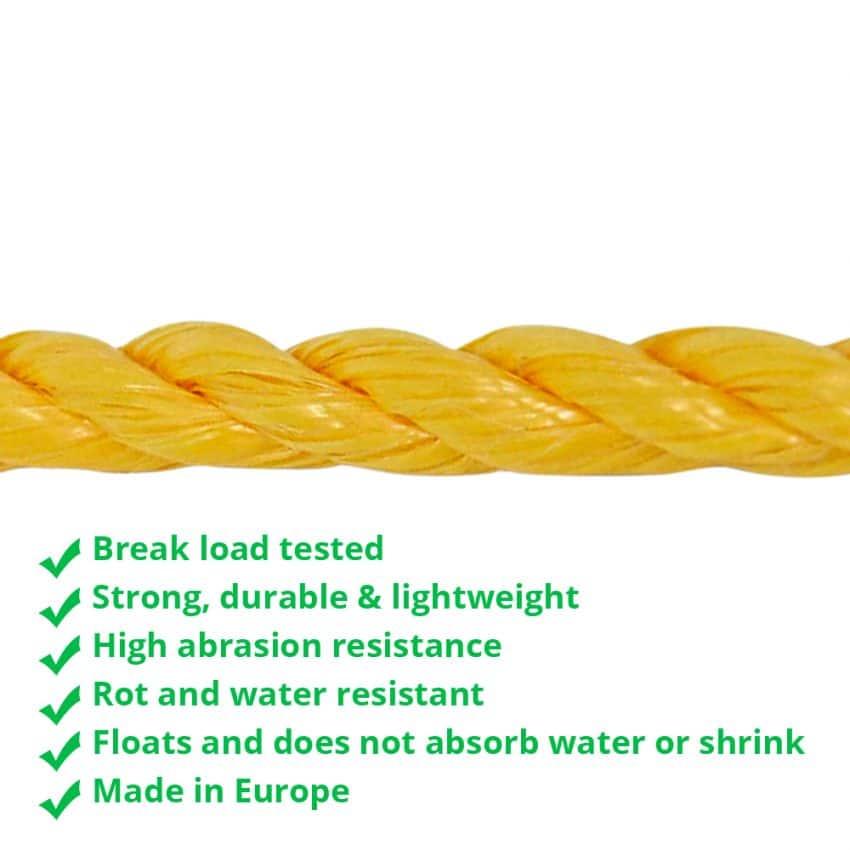 Yellow-Polypropylene-Rope-meter-zoom