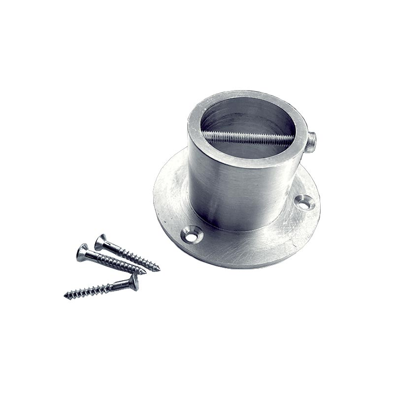 Chrome-Decking-Rope-Cup-End