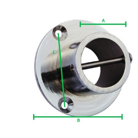 Chrome-Decking-Rope-Cup-End-dimension