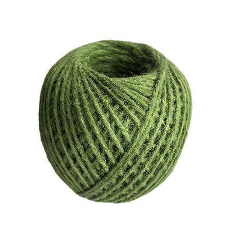 Green-Jute-Garden-Twine-stand