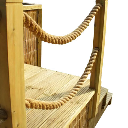 Decking Rope Cut to Size